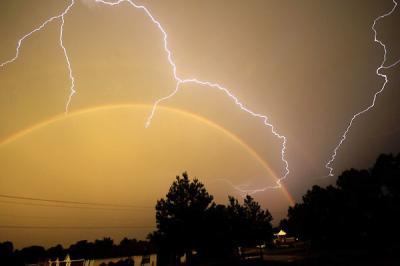 Hay tormenta.